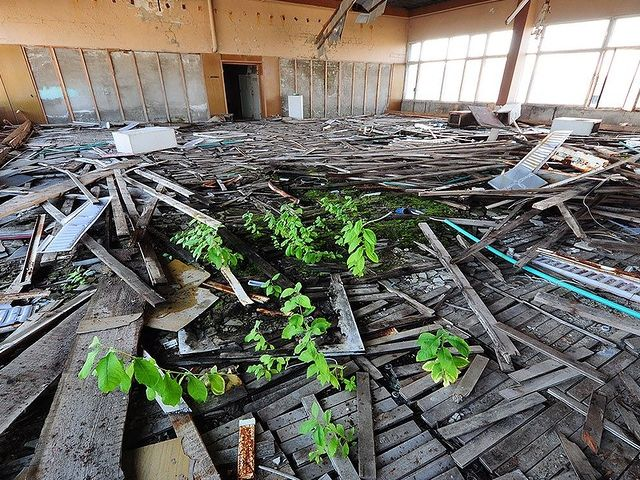 Заброшенный завод Агат