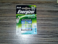 Energizer AAA EXTREME 800 mAh