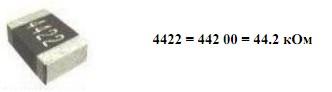 Маркировка 4 цифрами