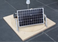 SUN-TRACKING SYSTEM