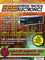 Everyday Practical Electronics №1 2014г