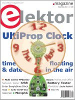 Elector Electronic 12 2013