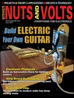 Nuts and Volts №6  2013
