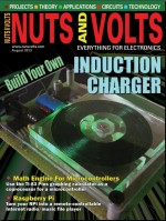 Nuts and Volts №8 2013