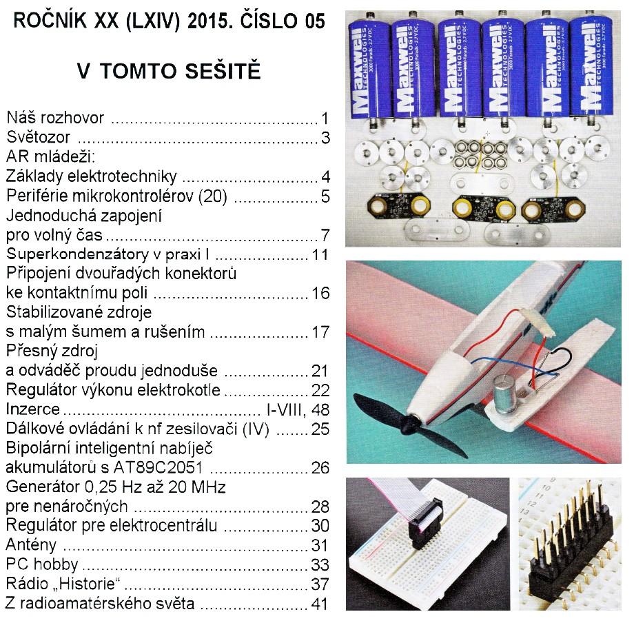 Prakticka Elektronika №5 2014