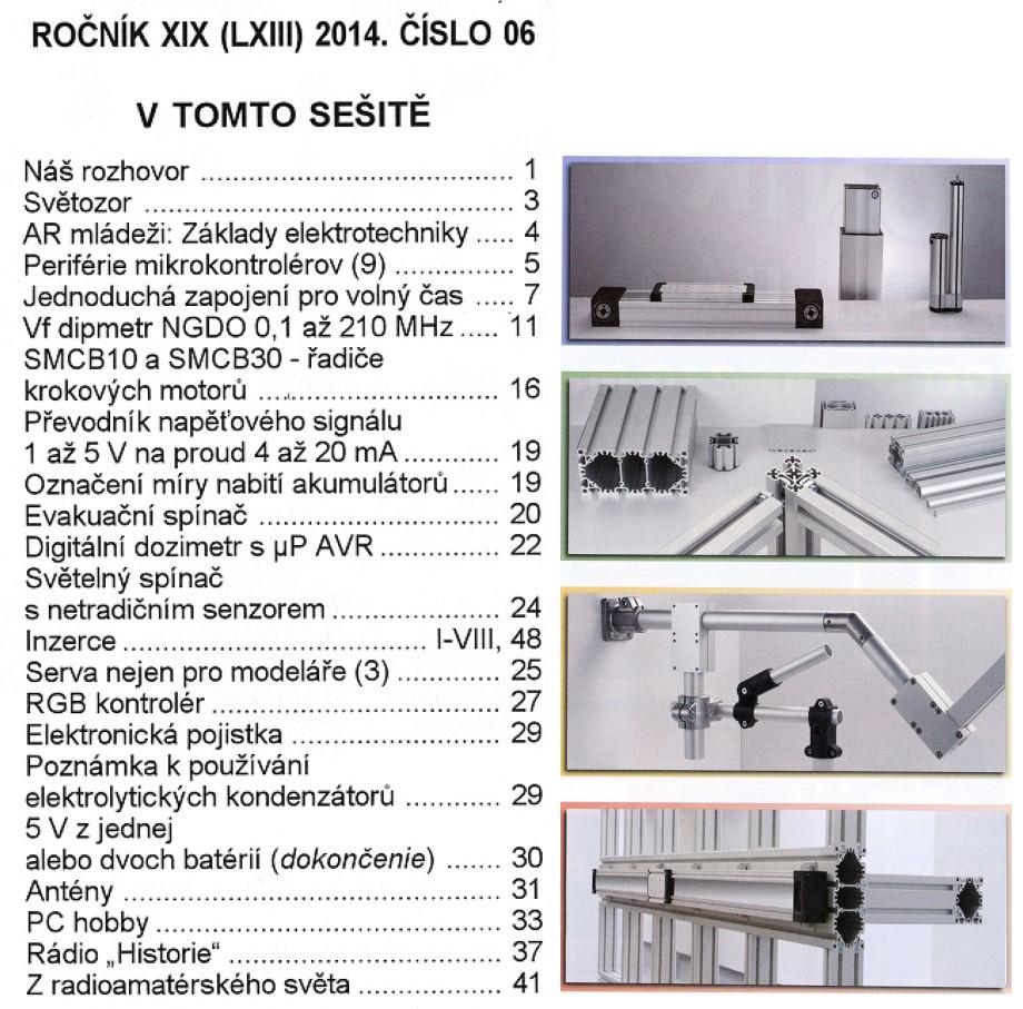 Prakticka Elektronika №6 2014