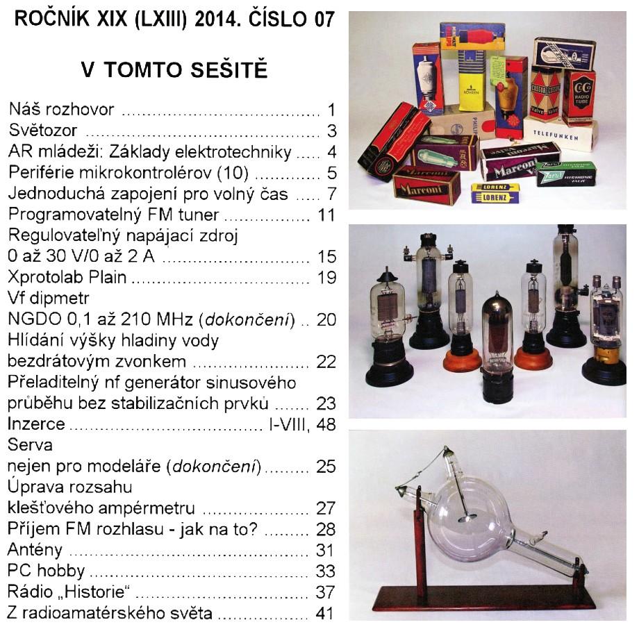 Prakticka Elektronika №7 2014