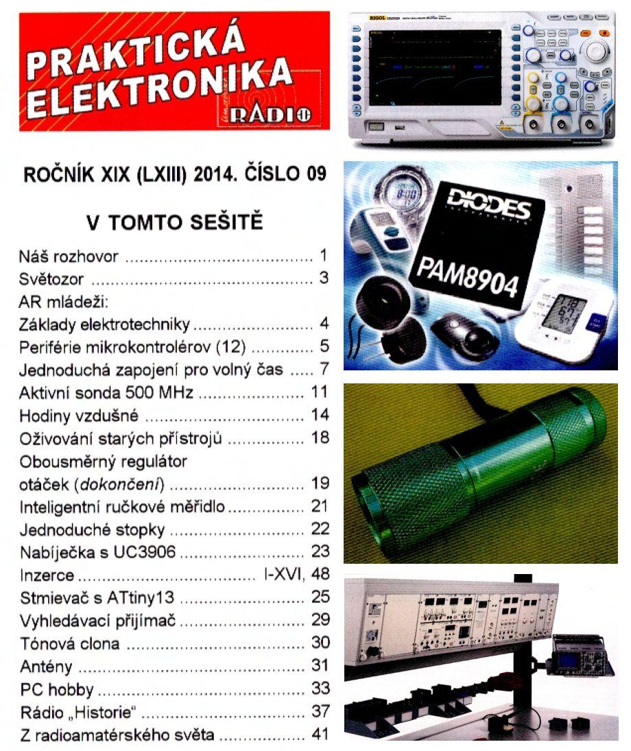 Prakticka Elektronika №9 2014