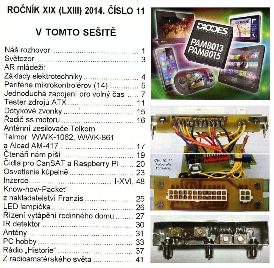 Prakticka Elektronika №11 2014