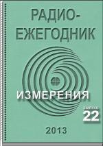 Радиоежекожник 2013 выпуск 22