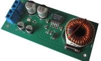 Повышающий импульсный преобразователь 12V в 24V 1A