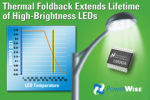 Компания National Semiconductor выпустила новый драйвер для сверх-ярких светодиодов LM3424