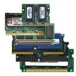 Распиновка разъёмов оперативной памяти ноутбука