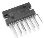 Стереоусилитель с электронной регулировкой громкости на микросхеме TDA7057AQ