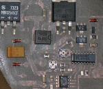 Пайка SMD-компонентов в домашних условиях