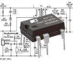 Источник питания для портативного электронного оборудования на базе микросхем Power...