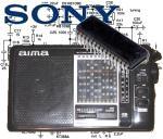 Стереофонический приемник FM-диапазона
