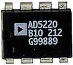 Цифровой потенциометр AD5220