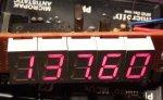 Частотомер - цифровая шкала