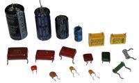 Общие сведения о конденсаторах