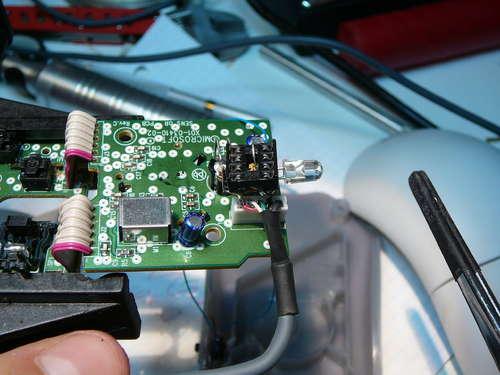 «Геймерская» модификация мыши на основе LM555