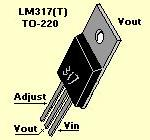 Типовые и иные схемы включения микросхем серии ИС LM117 / LM217 / LM317