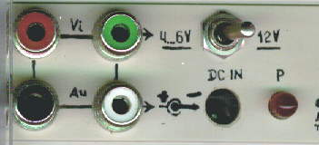 Передатчик видеосигнала на микросхеме КР1043ХА4.