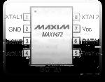 Радиопередатчик данных на ИМС МАХ1472
