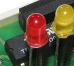 Подключение кнопки и светодиода к одному порту микроконтроллера