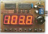 УКВ ЧМ радиоприемник с синтезатором частоты