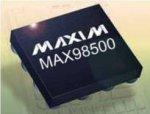 Миниатюрный усилитель  MAX98500