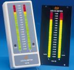 Светодиодные индикаторы уровня на микросхемах семейства LM3914, LM3915 и LM3916