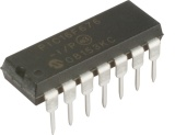 Микроконтроллеры PIC16F676 и PIC16F630: основные характеристики, особенности и карта...