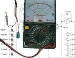 Измеритель ёмкости конденсаторов на ОУ