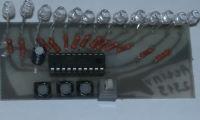 Световые эффекты на микроконтроллерах