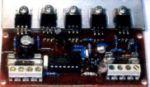 Автомобильный 100-ваттный преобразователь напряжения +12 В в сетевое 220 В 50 Гц