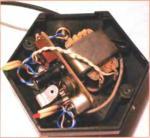 Устройство внешнего обдува аудио- и видеоаппаратуры в мебельной стенке