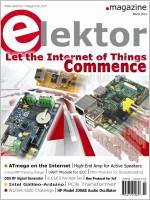 Elektor №3 2014г