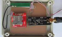 GSM модуль охранной сигнализации