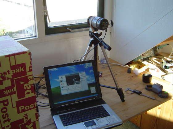 Веб камера и телескоп своими руками 75