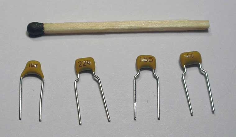 Вот керамические. конденсатор керамический. танталовый электролитический конденсатор выводной для