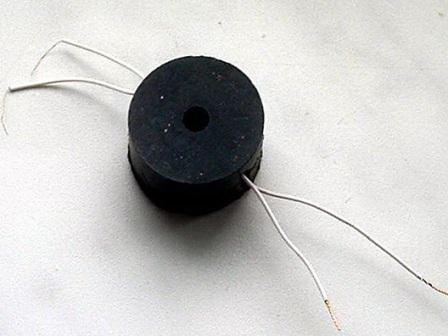 Пример изготовления повышающего трансформатора.