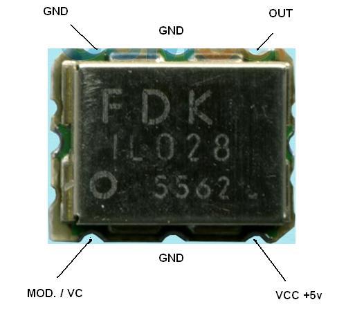 Жучок на 1 ГГц