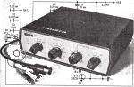 Свип генератор зч на pic контроллере схема.  Генератор звуковой частоты измерения приднестровский портал.