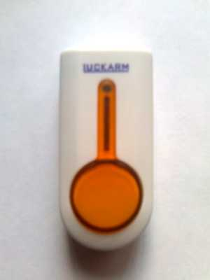 Схема беспроводной кнопки