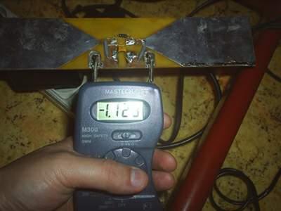 Дектектор электромагнитного поля