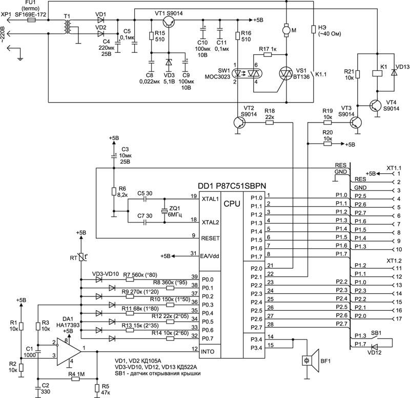на тактовой частоте 6 МГц.