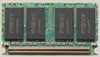 214 pin MICRODIMM DDR2