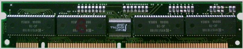168 pin DIMM