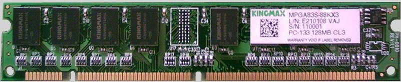 168 pin PC100